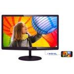 """Монитор Philips 247E6LDAD, 23.6"""" (59.94 cm) TFT-LCD панел, Full HD, 1ms, 20 000 000:1, 250cd/m², HDMI, DVI, VGA image"""