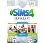 The Sims 4 Bundle Pack, съдържа: The Sims 4 Spa Day, The Sims 4 Perfect Patio Stuff, The Sims 4 Luxury Party Stuff; за PC image