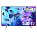 """Телевизор Samsung 55Q6FNA 55""""(139.70 cm) 4K/UHD Smart QLED TV, 2x DVB-T2CS2, LAN, Wi-Fi, 4x HDMI, 2x USB image"""
