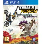 Trials Fusion The Awesome Max Edition, DLC пакетите включват : Riders of the Rustlands, Empire of the Sky, Welcome to the Abyss, Fire in the Deep, Fault One Zero, After the Incident, DLC Season 2, за PS4 image