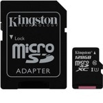 Карта памет Kingston 128GB MicroSDXC