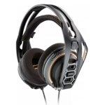 Слушалки Plantronics RIG 400, микрофон, геймърски, черни image