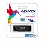 16GB USB Flash Drive, Adata UV330 AUV330-16G-RBK, USB 3.1, черна image