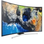 "Телевизор SAMSUNG UE 65 MU 6272 UXXH, 65""(165.1cm)4K UHD Curved Smart LED TV, DVB-T2/C/S, Wi-Fi, 3x HDMI, 2x USB image"