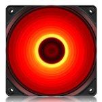 DeepCool вентилатор 120mm Red RF120-RD