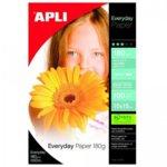 Фотохартия Apli Everyday, 15/10 см., гланцирана, 180 g/m2, 100 листа image