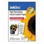 Фотохартия INKTEC Coated Paper, A4, гланцирана, 105 g/m2, 100 листа image