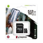 Kingston SDCS2/512GB