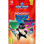Compilation Hasbro Monopoly & Risk & Trivial Pursuit, за Nintendo Switch image