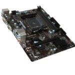 Дънна платка MSI A320M PRO-VD/S A320, AM4, DDR4, PCI-E(DVI,VGA), 4x SATA 6Gb/s, 2x USB 3.1 Gen 1, mATX image