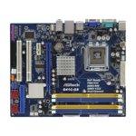 Дънна платка ASRock G41C-GS rev. 2.0, G41, S775, DDR2/DDR3, PCI-E (D-Sub), SB5.1, Lan1000, SATA, mATX image