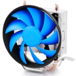 Охладител за процесор, Deep Cool GAMMAXX 200T, съвместим с Intel LGA1156/1155/1151/1150/775, AMD AM4/AM3+/AM3/AM2+/AM2/FM2+/FM2/FM1 image