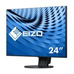 "Монитор EIZO EV2451-BK, 23.8""(60.45 см) IPS панел, FullHD, 5ms, 250 cd/m2, HDMI, DP, DVI, VGA image"