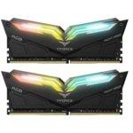 16GB (2X 8GB) DDR4 4000MHz, Team Group T-Force Night Hawk RGB TF1D416G4000HC18EDC01, 1.35V image