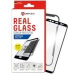Протектор от закалено стъкло /Tempered Glass/, Displex 00719, за Samsung Galaxy S8 plus, черен image