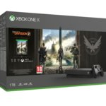 Конзола Xbox One X + Tom Clancy's The Division 2 Bundle, 1TB, черен image