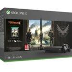 Конзола Xbox One X + Tom Clancy's The Division 2 Bundle, 1TB, черен image