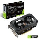 Видео карта Nvidia GeForce GTX1660, 6GB, Asus TUF OC Edition, PCI-E 3.0, GDDR5, 192-bit, 1x DisplayPort, 1x HDMI, 1x DVI image