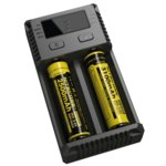 Зарядно устройство Nitecore NEW i2 за IMR, Li-FePO4, Li-ion, Ni-Cd, Ni-Mh image