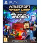 Minecraft Story Mode Complete Adventure, за PS4 image