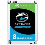 """Твърд диск 8TB Seagate SkyHawk Guardian ST8000VX004, SATA 6Gb/s, 7200rpm, 256MB кеш, 3.5""""(8.89 cm) image"""