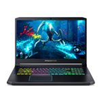 "Лаптоп Acer Predator Helios 300 PH317-53-77KV (NH.Q5REX.001), шестядрен Coffee Lake Intel Core i7-9750H 2.6/4.5 GHz, 17.3"" (43.94 cm) Full HD IPS Anti-Glare 144Hz & RTX 2070 8GB, (mDP), 16GB DDR4, 1TB HDD & 256GB SSD, Windows 10 Home image"