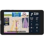 "Prestigio GeoVision Truck, автомобилна навигация, 7""(17.78cm) IPS сензорен дисплей, Bluetooth, Wi-Fi, 1 GB вградена памет, microSD слот, SIM card слот с вградена камера предна 0.3Mpix, задна 2.0Mpix, карта на Европа, 3 години безплатно обновяване image"