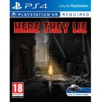 Here They Lie VR PS4