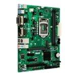 Дънна платка Asus H110M-C2, H110, LGA1151, DDR4, PCI-Е (HDMI&DVI&VGA), 4x SATA 6Gb/s, 1x M.2,2x USB 3.1 Gen 1, Micro-ATX image