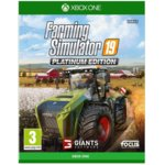 Farming Simulator 19 - Platinum Edition Xbox One