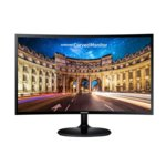 "Монитор Samsung C27F390FHU, 27"" (68.58 cm) VA панел, Full HD, 4ms, 5 000 000:1, 250cd/m2, HDMI, VGA  image"
