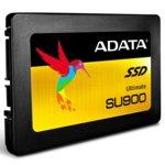 """Памет SSD 1TB A-Data Ultimate SU900, SATA 6Gb/s, 2.5"""" (6.35 cm), скорост на четене 560MB/s, скорост на запис 525MB/s image"""