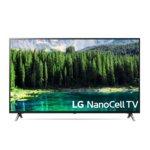 """Телевизор LG 55SM8500PLA, 55"""" (139.70 cm) Edge LED Nano Cell Smart TV, DVB-C/T2/S2, Wi-Fi, LAN, Bluetooth, 4x HDMI, 3x USB image"""