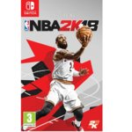 NBA 2K18, за Switch image