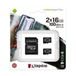 Kingston SDCS2/16GB-2P1A