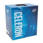 Intel Celeron G3930 двуядрен (2.9GHz, 2MB Cache, 350MHz-1.05GHz GPU, LGA1151) BOX image