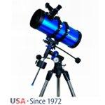 Рефлекторен телескоп Meade Polaris 127 EQ, 127mm апертура, 1000mm фокусно разстояние, визьор с червена точка image