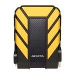 """Твърд диск 4TB Adata HD710 Pro (жълт/черен), външен, 2.5"""" (6.35 cm), USB 3.1 image"""