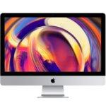 "All in One компютър Apple iMac (MRT32ZE/A), 21.5"" (54.61 cm) 4K Retina дисплей, четириядрен Coffee Lake Intel Core i3-8100 3.6 GHz, AMD Radeon Pro 555X 2GB, 8GB DDR4, 1TB SSHD, 2x Thunderbolt 3, клавиатура и мишка, macOS Mojave image"