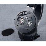 Геймърски слушалки Redragon Ladon H990-BK, микрофон, гейминг, микрофон, черен image