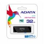 32GB USB Flash Drive, Adata UV330 AUV330-32G-RBK, USB 3.1, черна image