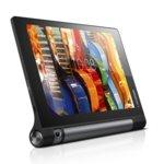 "Таблет Lenovo Yoga Tab 3 8 (ZA090082BG)(черен), 8"" (20.32 cm) HD IPS дисплей, четириядрен Qualcomm 1.3GHz, 2GB RAM, 16GB Flash памет(+microSD слот), 8.0 Mpix камера, Android, 466g image"