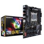 Дънна платка GIGABYTE X299 UD4, X299, LGA2066, DDR4, PCI-E (CF&SLI), 8x SATA 6Gb/s, 2x M.2 Socket, 2x USB 3.1 Gen 2 Type-A, ATX image