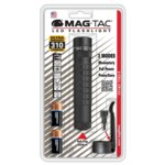 Фенер MAGLITE MAGTAC LED Plain Bezel, 2x батерии CR123, 310lm, водоустойчивост, блистер, черен image