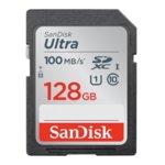 SanDisk 128GB Ultra SDHC/SDXC SDSDUNR-128G-GN6IN