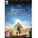 Assassins Creed Origins Deluxe Edition, за PC (код) image