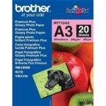 Фотохартия Brother Premium, A3, гланцирана, 260 g/m2, 20 листа image