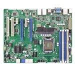 Дънна платка за сървър ASRock Rack, LGA1150, DDR3 ECC UDIMM, 5x LAN1000, 4x SATA 6Gb/s, 2x SATA 3Gb/s, 2x SATA 6Gb/s, RAID 0, 1, 5, 10, RAID 0, 1, 2x USB 3.0, ATX image