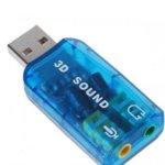 Външна звукова карта, 5.1, USB image