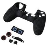 Комплект аксесоари Hama Racing Set, 7in1, за PS4 Dualshock 4 контролер, черни image